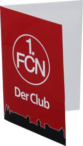 1. FC Nürnberg Sound Geschenkkarte