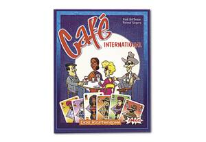 Amigo Cafe International, Kartenspiel