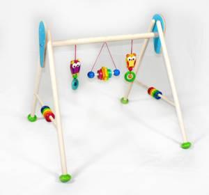 Babyspielgerät Eule