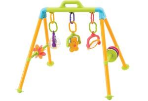 Bieco Baby-Spielreck, 57x53x50cm