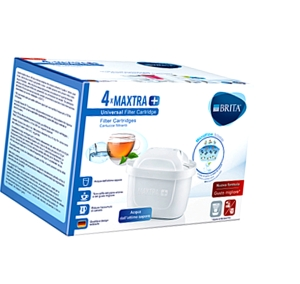 BRITA Filterkartusche MAXTRA 4er Pack