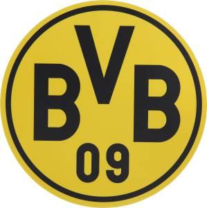 Borussia Dortmund BVB-Mousepad (rund), 22cm