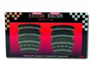 Carrera EVOLUTION Kurve 2/30°