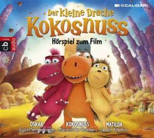 Der kleine Drache Kokosnuss Hörspiel CD zum Film