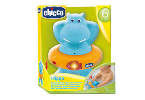 Chicco Hippo Music