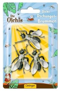 Die Olchis - Krabbeltiere Fliege