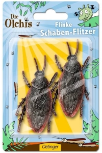 Die Olchis - Krabbeltiere Schaben
