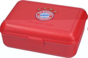 FC Bayern München Brotdose Mia san mia 17x13x7cm