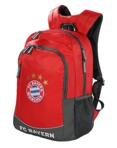 FC Bayern München Rucksack FC Bayern 42x28x13cm