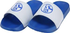 FC Schalke 04 Badelatschen - verschiedene Größen