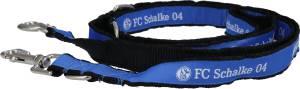 FC Schalke 04 Hundeleine, 2,5 x 180 cm