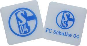 FC Schalke 04 Untersetzer 4-er Set