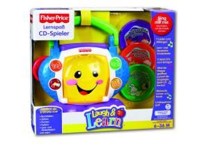 Fisher Price Lernspaß CD-Spieler