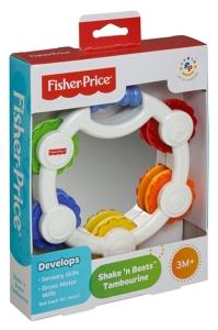 Fisher Price  Babys erstes Tamburin