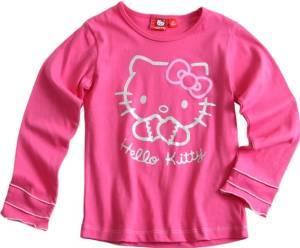 """Hello Kitty Longsleeve Shirt """"Kontur"""", pink - verschiedene Größen"""