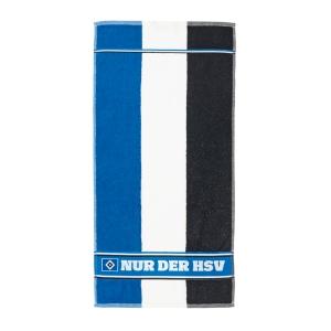 """HSV Handtuch """"Nur der HSV"""" 50x100cm"""