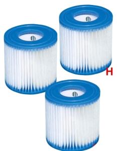 INTEX Ersatz-Filterkartusche Typ H, 3er