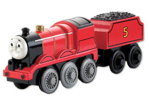 Fisher-Price Thomas & seine Freunde James - Holz