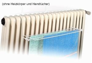 METALTEX Heizkörper-Wäschetrockner Draht