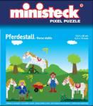 Ministeck Pferdestall 4in1