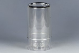 my basics Flaschenkühler Acryl 23cm