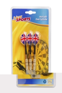 NEW SPORTS Metall-Dartpfeile