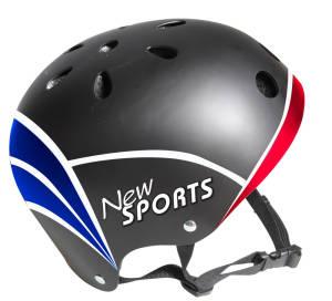 New Sports Skater Helm Größe M