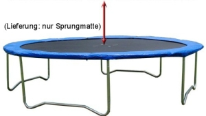 New Sports Sprungmatte für Trampolin 3,05 Meter