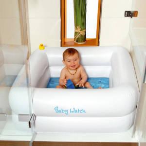 Planschbecken Baby Watch für Dusche und Balkon