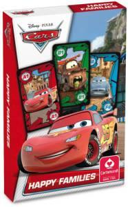 Quartettspiel Disney Cars