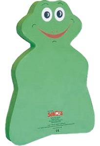 """Schlori-Schwimmbrett """"Frosch"""""""