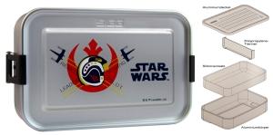 SIGG Brotdose Plus S Aluminium Star Wars