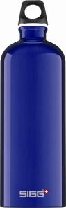 """SIGG Trinkflasche """"Traveller Dark Blue Classic"""" - verschiedene Größen"""