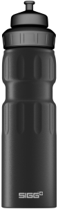 """SIGG Wide Mouth """"WMB Sports Black Touch"""" 0,75 l"""