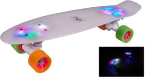 Skateboard Retro Rainglow