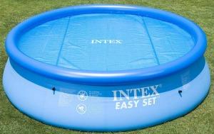 Intex Solar-Abdeckplane für Easy Set Pools bis 366cm
