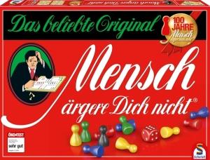 Schmidt Spiele Mensch ärgere Dich nicht, bis 6 Spieler