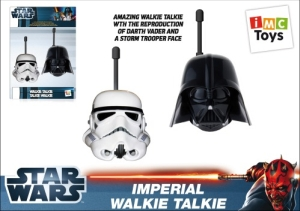 Star Wars - Walkie Talkie Faces