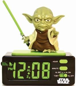 Star Wars Yoda Wecker