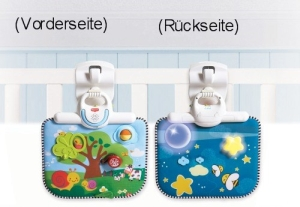 Tiny Love 2 in 1 Baby-Bettchen-Spielzeug Mobile