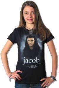 "Twilight Girlie T-Shirt ""Jacob Black"" - verschiedene Größen"