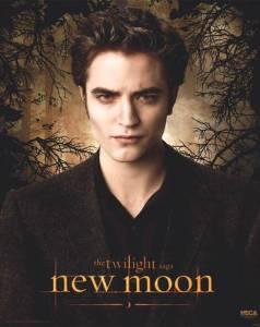 """Twilight New Moon Poster """"Edward Trees"""", klein"""