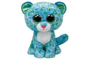Beanie Boo's Glubschi's Leopard - Leona
