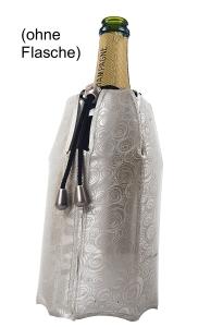 VACU VIN Aktiv Champagnerkühler Platin