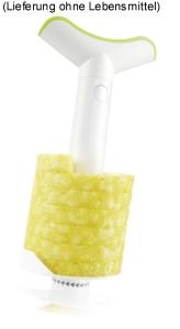 VACU VIN Ananasschneider mit 3 Messern