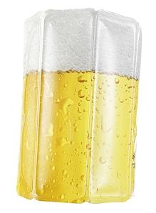"VACU VIN Kühlmanschette ""Bier"""