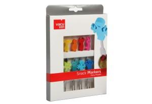 VACU VIN Set 8 Snack Marker