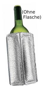 Vacu Vin Flaschen-Kühlmanschette