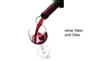 VACU VIN Weinausgießer Crystal, 2er- Set