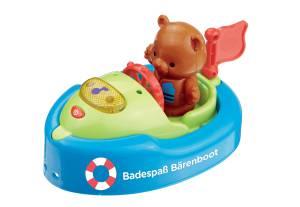 VTech Badespaß Bärenboot